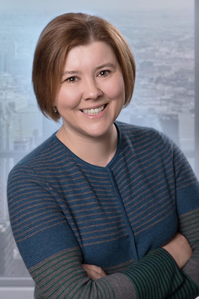 Elena Bowes, CPA, CA